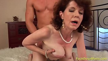 insatiable romp with my unshaved step-mother