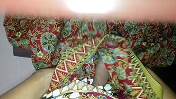jizm on aunty039_s lungi batik ayu.