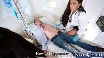 therapist treat with rigid plumb a killer patient.