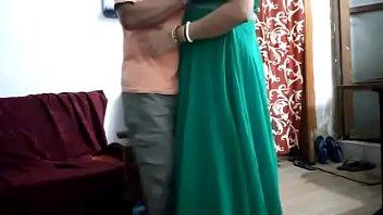 green salwar desi bhabi loving inhale.