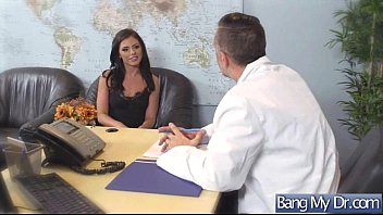 insane whore patient adriana chechik and medic in.