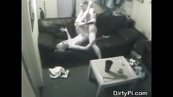 hotwife blond dirtbag caught getting screwed by spy camera