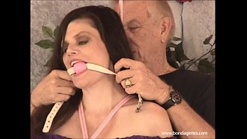naugty housewife restrict bondage of donielle dare in.