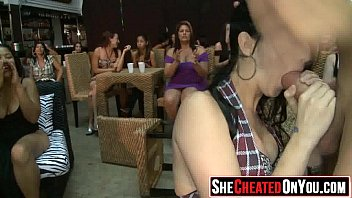 30 cuckold wives caught beef whistle deep throating.