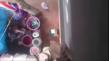 aunty tub covert web cam