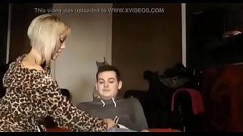 gigantic-chested german mommy has fuck-fest with youthfull sonny.
