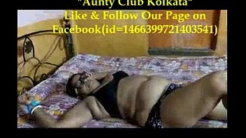 kolkata ki 45years older spectacular amrutha anty with collboy