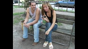 pick-up female on the street and.