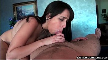 Wild Latina Amateur Rides And Sucks A Dick