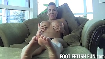 i will showcase off my ideal feet for you