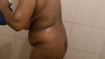 mallu aunty bathing -2mov
