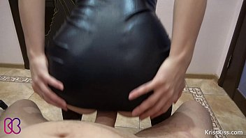 domina humps buttfuck her gimp