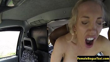 BIgtitted english cabbie doggystyled by bbc