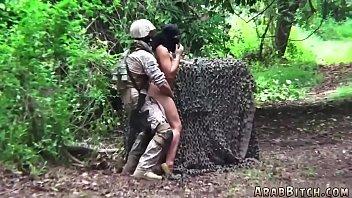 muslim woman screwed by army