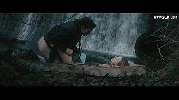 hannah murray elinor crawley - nude arse bare.