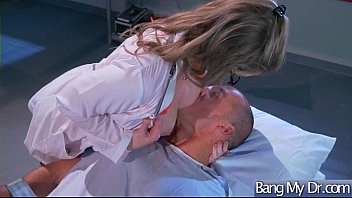naughty patient sunny lane and therapist in rock.