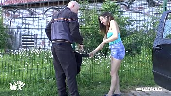 Teen Girl Picked Up And Fucked Outdoor And Public Amateur