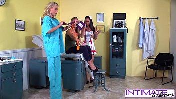 intimatelesbians - jessica puma and nicole pulverizing insane.