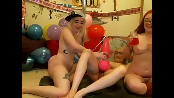 College Roomates Naughty Party in Dorm ➤ Watch Part2 on CUMCAM.COM