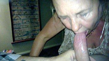 amateur mature blowjob