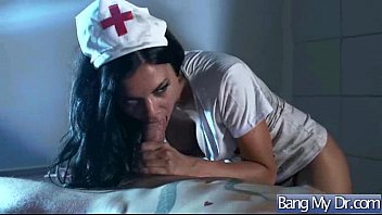 orgy gauze with mischievous patient and muddy physician vid-17