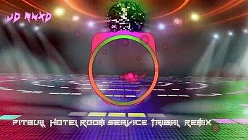 pitbull  motel guest room service tribal  remix