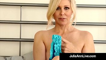 large-titted cougar julia ann in brassieres underpants amp_.
