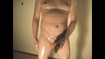 oiled masturbation 152