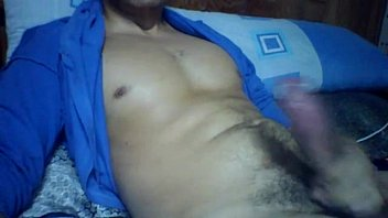 '_ale2straight'_ horny latino boy masturbating 21cm cock