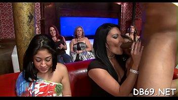 these pretty femmes love our manhood inbetween their udders