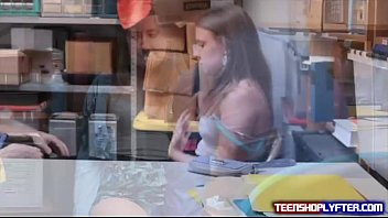 oops brooke bliss got caught shoplyfting and have.