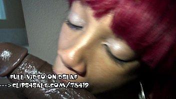 18 Year Old Mia Mulatto Sloppy Head- DSLAF