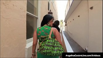 bootylicious cuban angelina castro is vagina penetrated on.
