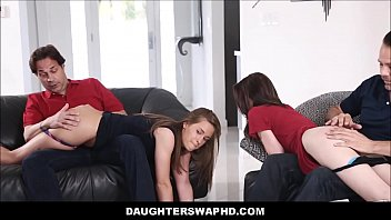 two dad039_s penalize bang each others.