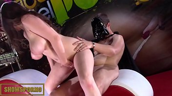 Darth Vader fucks amazing bignaturals babe brunette