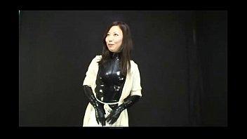 japanese spandex catsuit 87