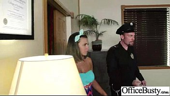 Office Slut Girl (ariella danica) With Big Tits Love Hard Bang clip-07