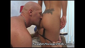 Naughty Honey Hole In 3some