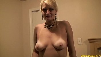 large-titted mature ash-blonde mommy sucky-sucky