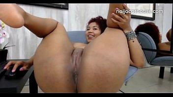 Big black ass babe. Cam with the ladies at naijacathouse.com