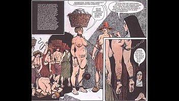 antique melon fetish restrict bondage comic