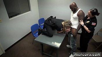 Ebony milf orgasm compilation first time Milf Cops