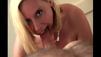 Mature milf mate with young guy