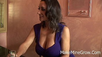 Persia Monir - Big Tits Brunette Get Fuck And Got A Creampie