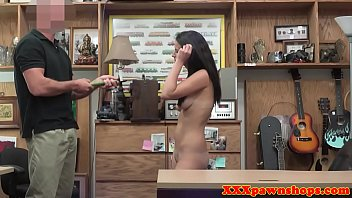 fledgling pawnshop hottie facialized point of.