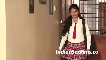 Tution teacher seduce college girl and her mom enjoys with both (new)