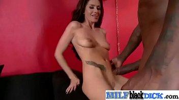 (randi wright) Slut Sexy Milf Enjoy Sex With Black Huge Cock Stud clip-20