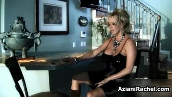 large-chested ash-blonde cougar gets mischievous flashing.