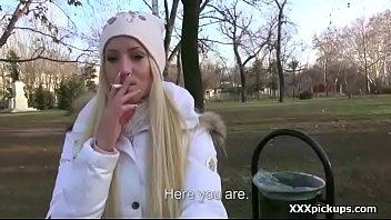 public pickups - teenage fledgling euro female blow.