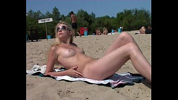 naturist beach brings the greatest out of two.